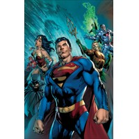 MAN OF STEEL BY BRIAN MICHAEL BENDIS HC - Brian Michael Bendis