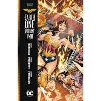 WONDER WOMAN EARTH ONE HC VOL 02 - Grant Morrison