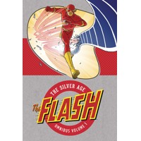 FLASH THE SILVER AGE OMNIBUS HC VOL 01 NEW ED - Robert Kanigher, John Broome