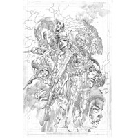 SUICIDE SQUA D UNWRAPPED BY JIM LEE HC - Rob Williams