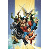 JUSTICE LEAGUE TP VOL 01 THE TOTALITY TP - Scott Snyder, James TynionIV