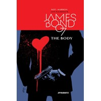 JAMES BOND THE BODY HC - Ales Kot