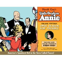 COMPLETE LITTLE ORPHAN ANNIE HC VOL 15 - Harold Gray