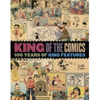 KING OF COMICS SC 100 YEARS KING FEATURES SYNDICATE - Dean Mullaney, Bruce Can...