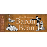 LOAC ESSENTIALS HC VOL 12 BARON BEAN 1918 - George Joseph Harriman