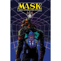 MASK MOBILE ARMORED STRIKE KOMMAND RIDING VENOMS TRAIL TP - Brandon Easton