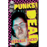 PUNKS NOT DEAD TP VOL 01 TEENAGE KICKS - David Barnett