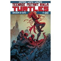 TMNT ONGOING TP VOL 20 KINGDOM OF RATS - Kevin Eastman, Tom Waltz