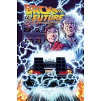 BACK TO THE FUTURE THE HEAVY COLL TP VOL 01 - Bob Gale, John Barber