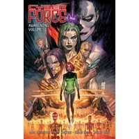 CYBER FORCE AWAKENING TP VOL 01 (MR) - Matt Hawkins, Bryan Hill