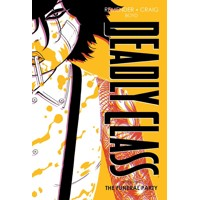 DEADLY CLASS DLX HC VOL 02 (MR) - Rick Remender