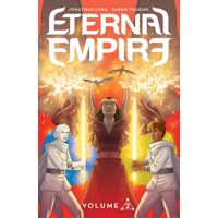 ETERNAL EMPIRE TP VOL 02 - Jonathan Luna, Sarah Vaughn