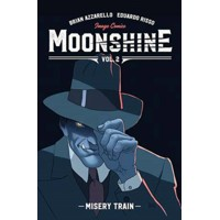 MOONSHINE TP VOL 02 (MR) - Brian Azzarello