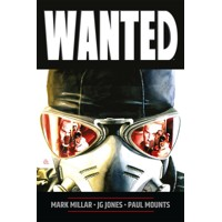 WANTED GN (NEW PTG) (MR) - Mark Millar