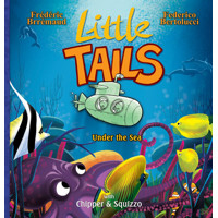 LITTLE TAILS UNDER THE SEA HC VOL 06 (OF 6) - Frederic Brremaud