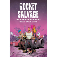 ROCKET SALVAGE GN VOL 01 - Yehudi Mercado