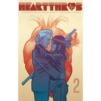 HEARTTHROB TP VOL 02 WALK A THIN LINE - Christopher Sebela