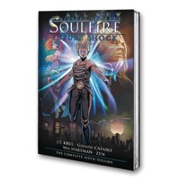 MICHAEL TURNERS SOULFIRE TP 06 FUTURE SHOCK - J. T. Krul