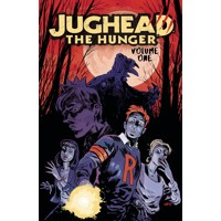 JUGHEAD HUNGER TP VOL 01 (MR) - Tieri, Frank