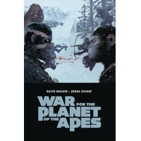 WAR FOR PLANET OF THE APES TP - David Walker