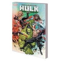 HULK WORLD WAR HULK II TP - Greg Pak