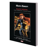MARVEL KNIGHTS BLACK WIDOW BY GRAYSON & RUCKA TP (MR) - Devin Grayson, Greg Ru...