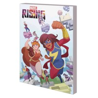 MARVEL RISING TP - Devin Grayson, Ryan North, Willow Wilson
