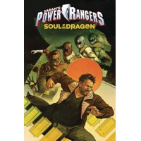MIGHTY MORPHIN POWER RANGERS SOUL DRAGON ORIGINAL GN - Kyle Higgins