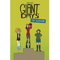GIANT DAYS EARLY REGISTRATION TP - John Allison