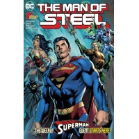 MAN OF STEEL #1 až 6 (OF 6) - Brian Michael Bendis