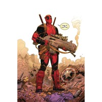 DEADPOOL #1 - Skottie Young