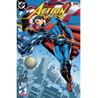 ACTION COMICS #1000 1970S VAR ED