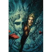 AQUAMAN UNDERWORLD DELUXE EDITION HC - Dan Abnett