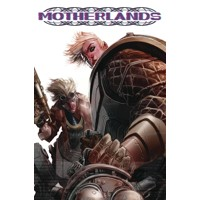 MOTHERLANDS TP (MR) - Simon Spurrier