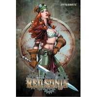 LEGENDERRY RED SONJA TP VOL 02 STEAMPUNK ADVENTURE - Marc Andrekyo