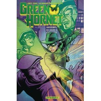 GREEN HORNET GENERATIONS TP - Amy Chu