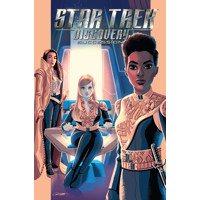 STAR TREK DISCOVERY SUCCESSION TP - Kirsten Beyer, Mike Johnson