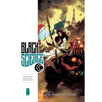 BLACK SCIENCE TP VOL 08 LATER THAN YOU THINK (MR) - Rick Remender
