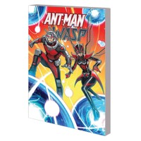 ANT-MAN AND WASP TP - Mark Waid
