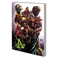 AVENGERS UNDERCOVER TP COMPLETE COLLECTION - Dennis Hopeless