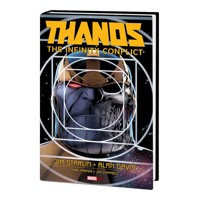 THANOS HC INFINITY CONFLICT OGN - Jim Starlin