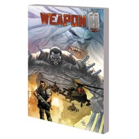 WEAPON H TP VOL 01 - Greg Pak