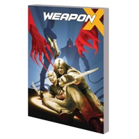 WEAPON X TP VOL 04 RUSSIAN REVOLUTION - Greg Pak, Fred Van Lente