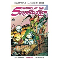SWORDS OF SWASHBUCKLERS TP - Bill Mantlo