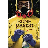 BONE PARISH TP VOL 01 DISCOVER NOW EDITION - Megan Brennan