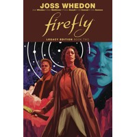 FIREFLY LEGACY EDITION TP VOL 02 - Joss Whedon, Chris Roberson