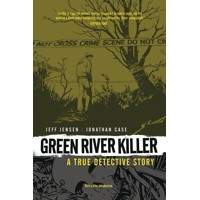 GREEN RIVER KILLER HC TRUE DETECTIVE STORY 2ND EDITION - Jeff Jensen