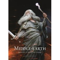 MIDDLE-EARTH HC JOURNEYS IN MYTH AND LEGEND - Donato Giancola