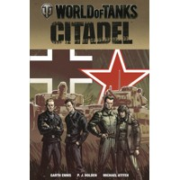 WORLD OF TANKS TP CITADEL - Garth Ennis