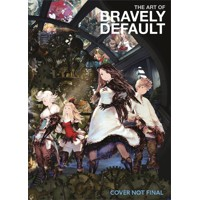 ART OF BRAVELY DEFAULT HC - Square Enix